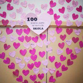 100 dienas 1. klasei