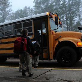 Autobusa kustības saraksts 1. septembrī