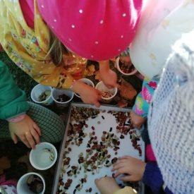 Putras diena pirmsskolas grupās